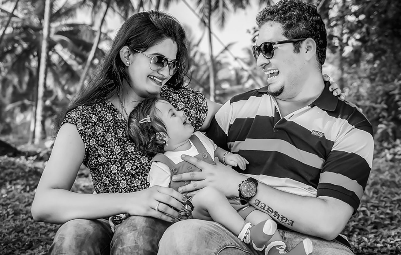 Family Portraits in Bangalore
