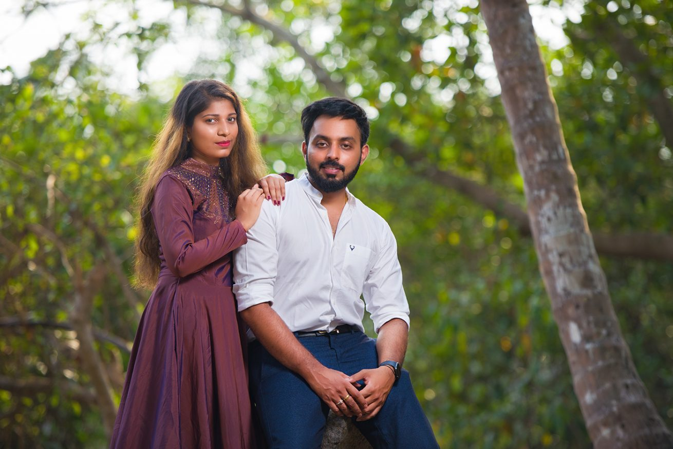 Pre Wedding Photographer in Udupi